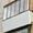 Остекление балконов,  решетки. двери #939680