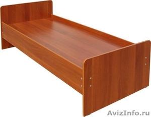 Кровати металлические для бытовок, кровати трёхъярусные для рабочих. дёшево - Изображение #4, Объявление #1478871