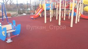 Укладка бесшовных резиновых покрытий Магнитогорск - Изображение #3, Объявление #1707686
