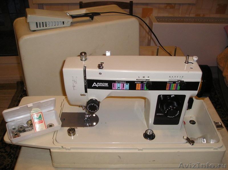 швейная машинка lmr