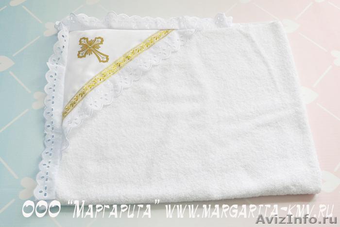 Полотенце для крещения своими руками 9