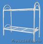 кровати металлические для гостиницы, кровати оптом, кровати для строителей - Изображение #6, Объявление #906012