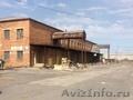 Торгово-складские помещения при въезде в Магнитогорск