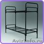 Кровати металлические для бытовок, кровати трёхъярусные для рабочих. - Изображение #2, Объявление #1478872