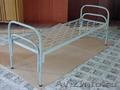 Кровати металлические для бытовок, кровати трёхъярусные для рабочих. - Изображение #4, Объявление #1478872